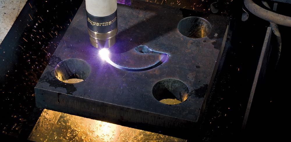 Usługi cięcia plazmą CNC